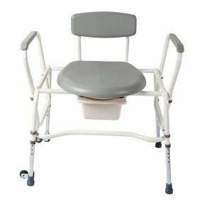 Commode Removable Arms (66cm Width)