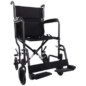 Aluminium Compact Transport Wheelchair - Ham