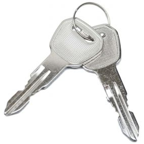 Replacement Key For Colibri Scooter