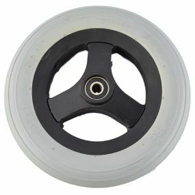 Wheelchair / Mobility Aid Castor Wheel Solid - 250x50mm