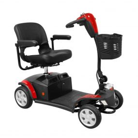 Roma Murcia Mobility Scooter - Red