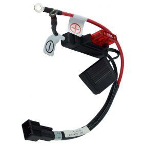 Shoprider Fused Battery Loom - Black