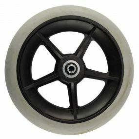Wheelchair / Mobility Aid Castor Wheel Solid - 210x55mm