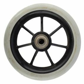 Wheelchair / Mobility Aid Castor Wheel Solid - 180x35mm