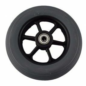 Wheelchair / Mobility Aid Castor Wheel Solid - 150x35mm