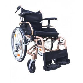 T Line Self Propelled Wheelchair - Champagne (18