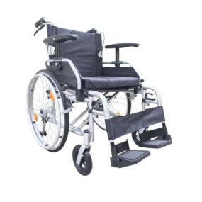T Line Self Propelled Wheelchair - Silver (20