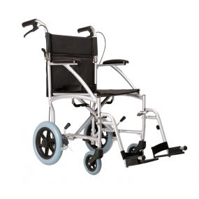 Elite 9 Transit Wheelchair With Attendant Brakes - 18