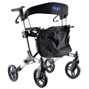 Days Pulse Rollator - Silver