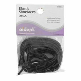 Elastic Shoelaces - Black