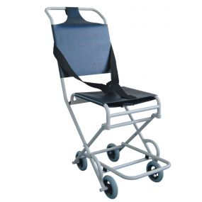 Ambulance Chair - 4 Wheel
