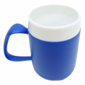 Ornamin One Handled Mug + Internal Cone - Blue