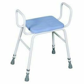 Deluxe Perching Stool - Adjustable Height (Arms Only)
