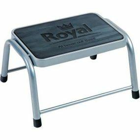 Royal Single Steel Step