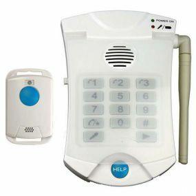 Auto Dial Panic Alarm Plus