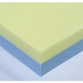 Castellated/Geltex Mattress