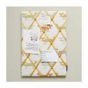 Blue Badge Memory Board - Foxy