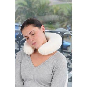 Neck Cushion (Memory Foam)