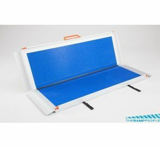 Premium Length Fold Wheelchair Ramp - 2ft