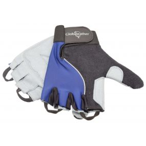 Globaleather Lite Gloves - Large (Blue)