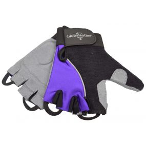 Globaleather Lite Gloves - Small (Purple)