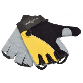 Globaleather Lite Gloves - Small (Yellow)