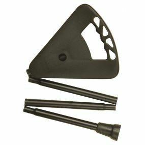 Black Foldaway Flipstick