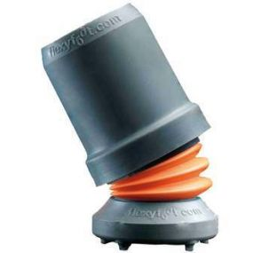 Flexyfoot Ferrule - Grey - 25mm