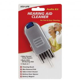 Hearing Aid Cleaning Set