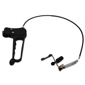 Escape Lite Wheelchair - V2 Replacement Plastic Handle & Brake cable (Right)