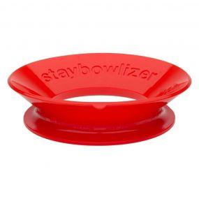 Staybowlizer Red