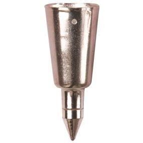 Spiked Tip Steel Ferrule - 7/8