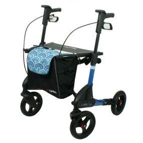 Topro Troja 2G Premium Rollator - Blue - Small