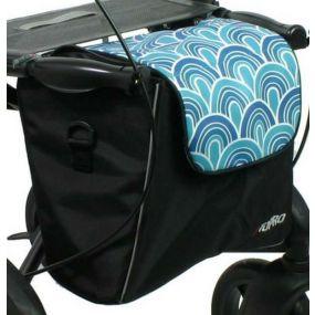 Topro Troja Shopping Bag - Blue Waves