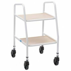Rutland Adjustable Trolley - White