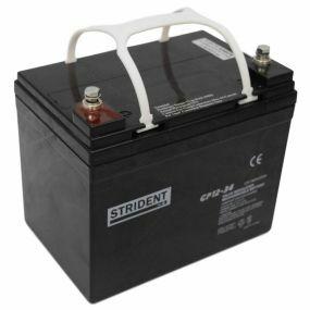 Strident Mobility Battery AGM - 12V 34AH