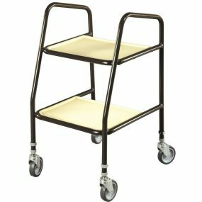 Rutland Adjustable Trolley - Brown
