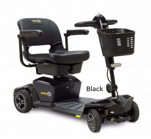 Pride Jazzy Zero Turn Mobility Scooter