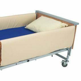 Cot Bumpers For Rail For Profiling Bed - Standard Folding Rail (4 Bar) (MS29145)