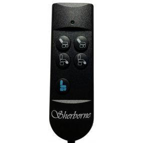 Sherborne 5 Button Handset Dual Motor D91060/36439/34558/ 55075 (Pre July 2010) (5 Pin)