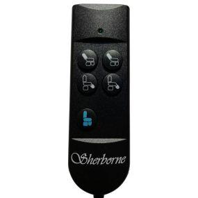 Sherborne 5 Button Handset Dual Motor D91060/36439/34558 (Pre July 2010)