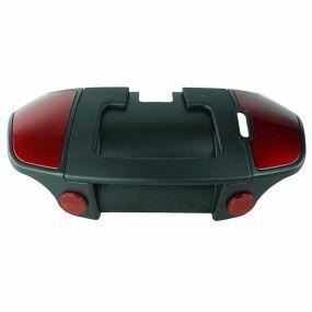 GOGO Elite Traveller 4 Shroud Assembly - Rear Body (Black) Red Inserts (SC40E/SC44E)
