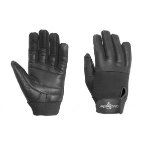 Globaleather Classic Wheelchair Gloves - Black Medium