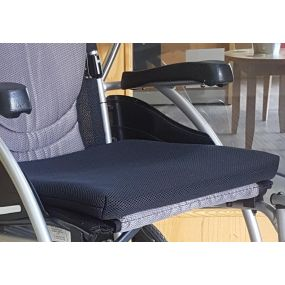 Airospring AS200PRO Vinyl Cover Pressure Relief Cushion - Black (18x18x2