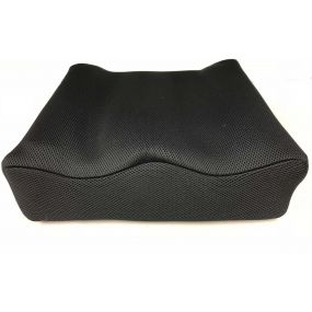 Airospring AS400PRO Vinyl Cover Pressure Relief Cushion - Black (18x18x5