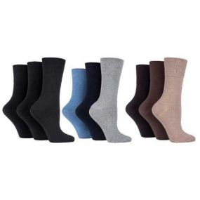 Gentle Grip Diabetic Socks