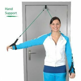 MSD Band Shoulder Rope Pulley - Door Anchor + Stoppers Hand Support