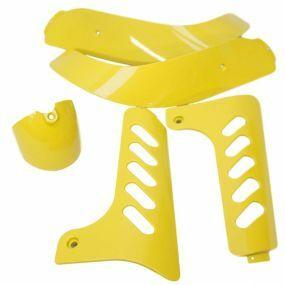 Prism 3 - Colour Pannels (Yellow)