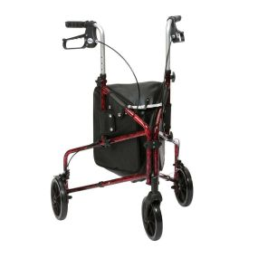 Aluminium Triwalker - Flame Red