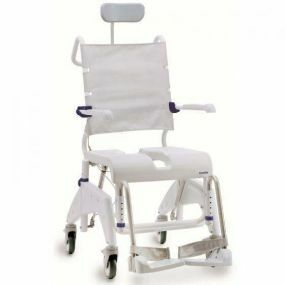Aquatec Ocean VIP Shower Commode Chair - XL